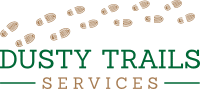 Dusty Trails Logo